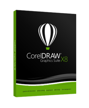 Corel Draw Graphics Suite X8 ELD Lisans